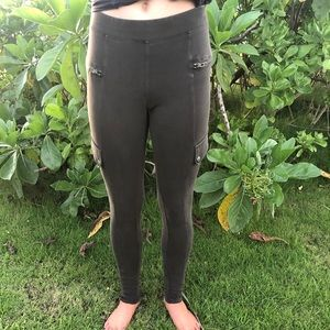 Express Black Leggings - Size Small